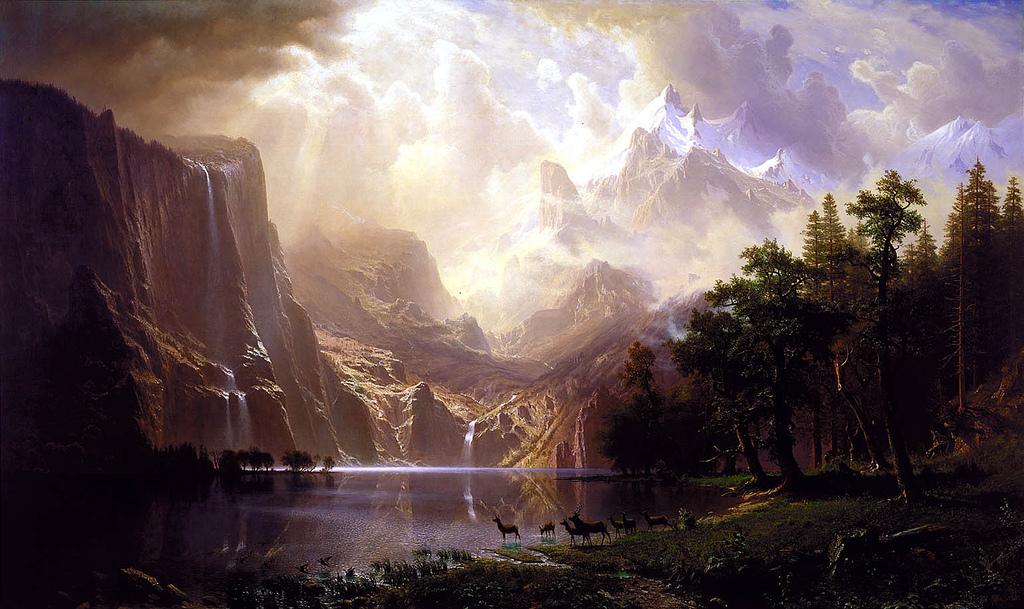 natural god images